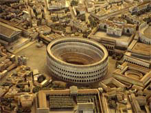 corruzione nell' Antica Roma