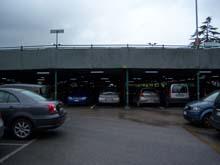 Parcheggio Ospedale Gemelli