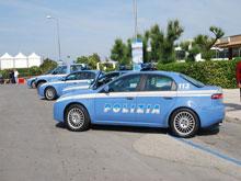 commissariati di Polizia Roma