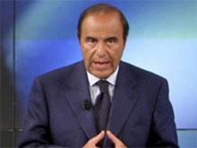 Bruno Vespa e terremoto l'Aquila