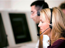 Call center Telecom