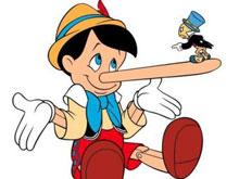 bambini bugiardi