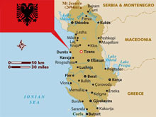 albanesi a Livorno