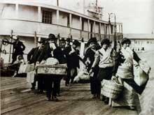 siciliani che emigrano