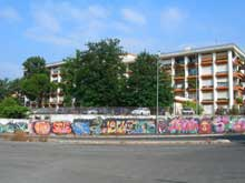 periferie di Roma, Bastogi
