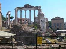 Roma e degrado