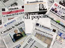 Italia e giornalismo