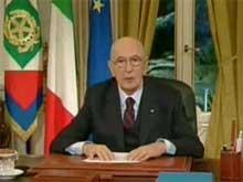 Napolitano e l'Unità d'Italia