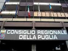 consiglieri regionali pugliesi