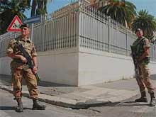 Esercito a Reggio Calabria