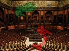 Politici italiani e promesse
