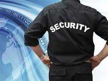 lavoro di Guardia giurata