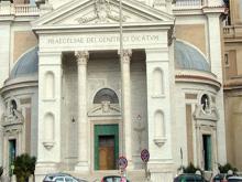 Chiesa Gran Madre di Dio Ponte Milvio