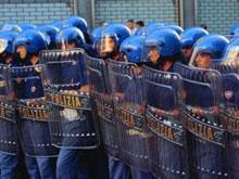 Violenza forze dell'ordine