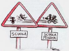 Scuola privata e paritaria