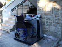montascale disabili