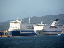 Traghetti per le isole