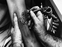 lavoro tatuatore