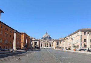San Pietro quarantena