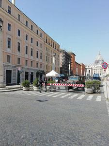 Via Conciliazione Roma